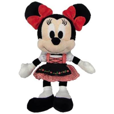 Simba - Disney peluche Minnie Mouse Bavière 25 cm