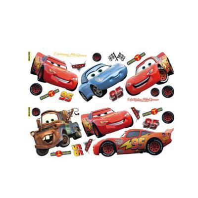 25 Stickers muraux Cars Disney