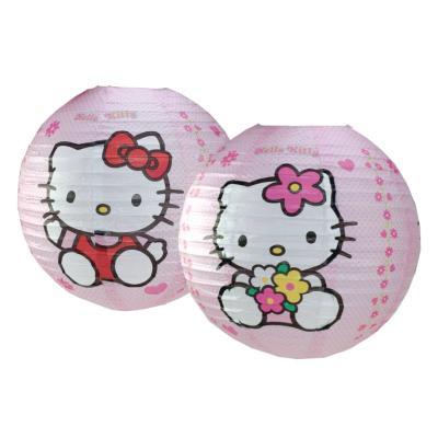 Boule japonaise Rose Hello Kitty