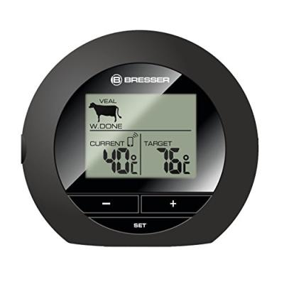 Bresser 7050110 thermomètre bbq bluetooth