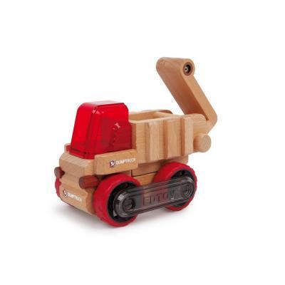 Camion benne en bois à construire Jules