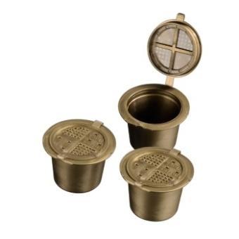 Hama Capsule Reutilisable Pour Nespresso 3pcs Accessoire De Cuisine Achat Prix Fnac