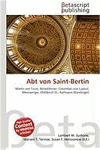 Abt Von Saint-Bertin