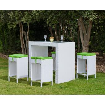 Hevea - Table De Jardin Haute \