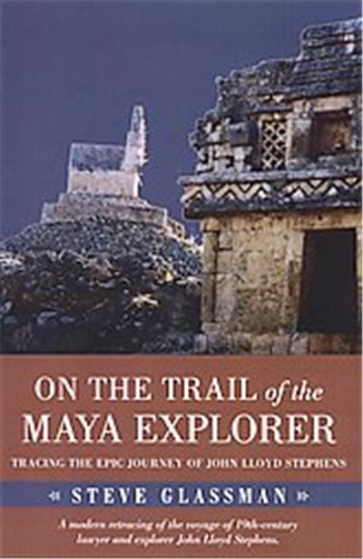 On the Trail of the Maya Explorer, Alabama Fire Ant