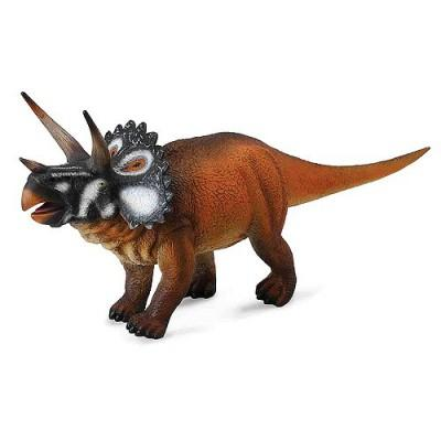 Figurines Collecta - Dinosaure Triceratops - Deluxe 1:40