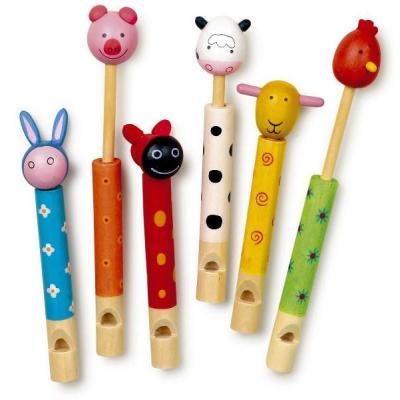 Flûtes Animaux - Legler