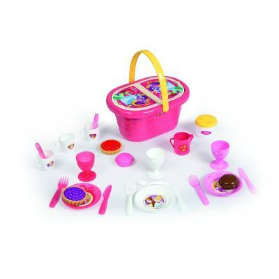 Panier Pique-Nique Disney Princesses Smoby + Accessoires