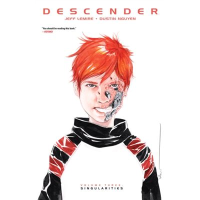 Descender Volume 3 Singularities