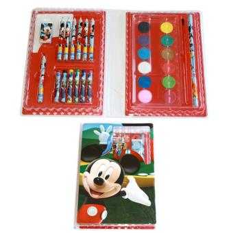 Malette Coloriage 28 Pieces Mickey Mickey Minnie 54 11753