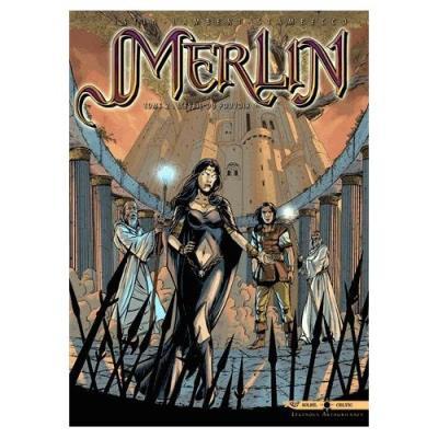Merlin Tome 2 - La Quète De L'epée Sandrine Cordurié