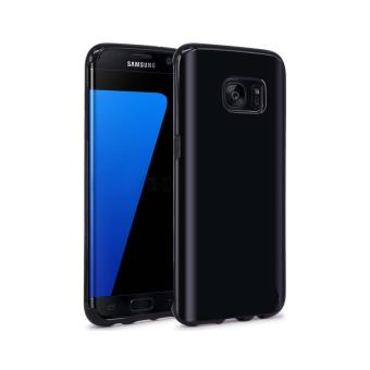coque galaxy s7 edge silicone noir