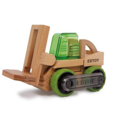 Chariot élévateur à fourches à construire Sancho