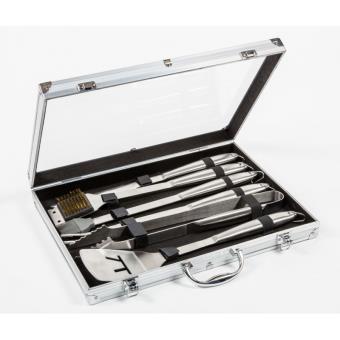 produits chauds matériaux de haute qualité mode de vente chaude Mallette d'ustensiles de barbecue - Boîte aluminium - Neka ...