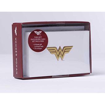 Dc comics: wonder woman foil gift e