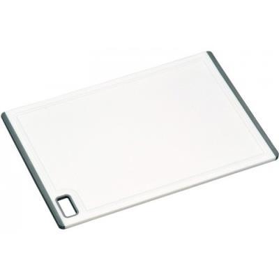 Kesper 30890 planche à découper petit plastique brun 30 x 20 x 0,9 cm