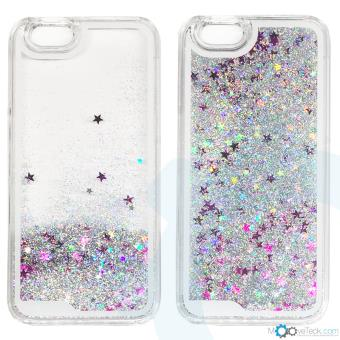 coque iphone 4 paillette liquide