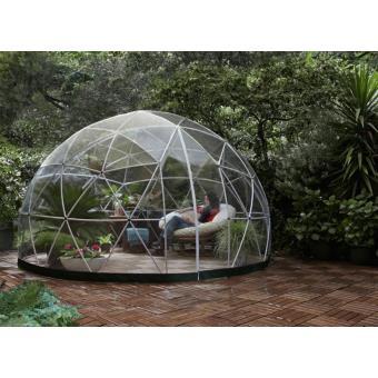 Abri de jardin garden igloo hiver 10 m mobilier de jardin achat prix fnac - Igloo de jardin ...