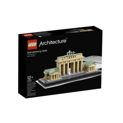 Lego architecture - 21011 - jeu de construction - brandenburg gate