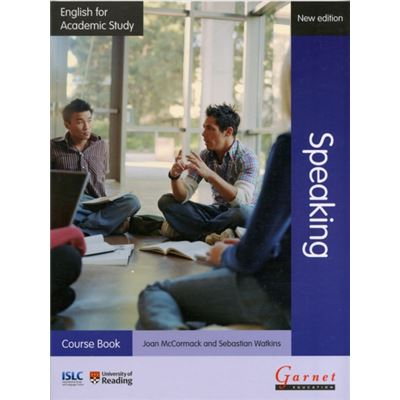 English For Academic Study: Speaking Course Book With Audio Cds - 2012 Edition (Paperback)