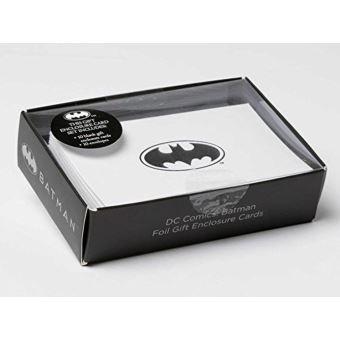 Dc comics: batman foil gift enclosu