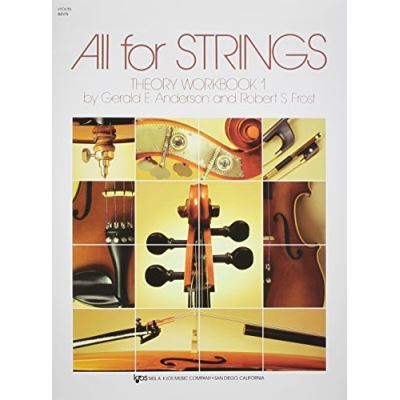 All For Strings Theory Book 1