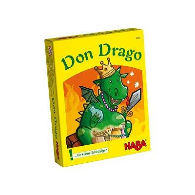 Jeu de cartes - Don Drago