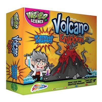 Grafix - Weird Science - Volcano Eruption - Kit d'Éruption Volcanique