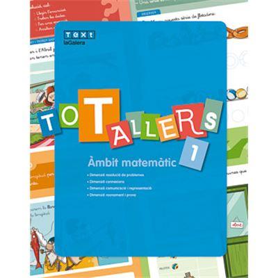 (Cat).(18).1.Tot Tallers Matematiques 1R.Primaria [Livre en VO]