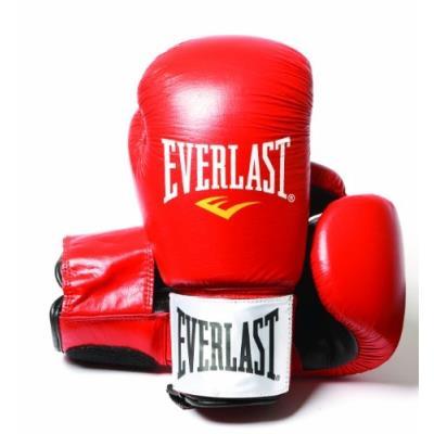 BENLEE Rocky Marciano Fighter Gant de boxe cuir Noir//rouge Taille M 12 oz