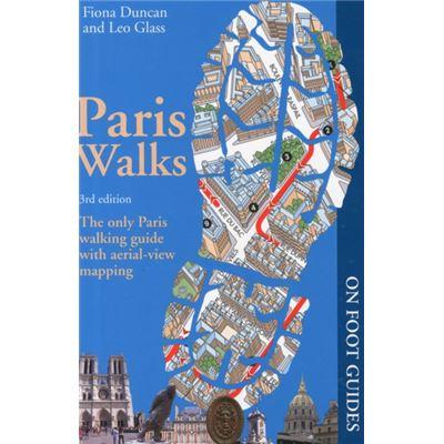 Paris Walks (On Foot Guides) (Paperback)
