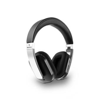 85 Sur Auna Elegance Anc Bluetooth Casque Audio Antibruit Nfc