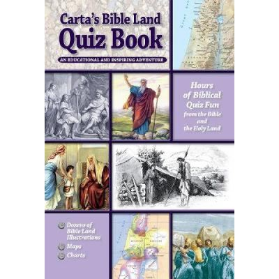 Carta's Bible Land Quiz Book - [Version Originale]