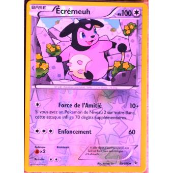 98//127 Carte Pokemon Neuve Française Platine Tauros