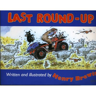Last Round-Up (Paperback)