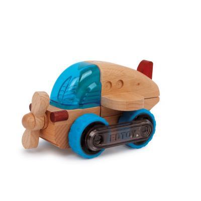 Avion en bois à construire Terry