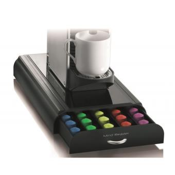 tiroir range capsules tiroir pour 50 dosettes nespresso achat prix fnac. Black Bedroom Furniture Sets. Home Design Ideas