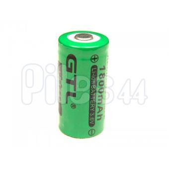 pile rechargeable cr123a lr123a 3 6v 1800mah gtl chargeur de batterie achat prix fnac. Black Bedroom Furniture Sets. Home Design Ideas