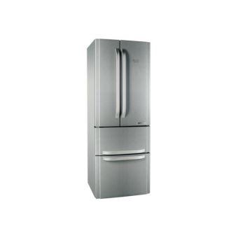 Uitgelezene Hotpoint Ariston Quadrio E4D AAA X C - koelkast/diepvries - Franse XI-99