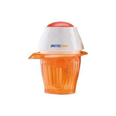 Imetec HM3 Bimbo - Hachoir - 400 ml - 180 Watt - blanc/orange