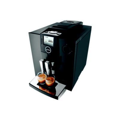 Cafetière Expresso avec broyeur JURA Impressa F8 TFT Pianoblack aroma