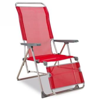 Fauteuil Relax 5 Positions Alu Kits Solaires Camping Car Top Prix
