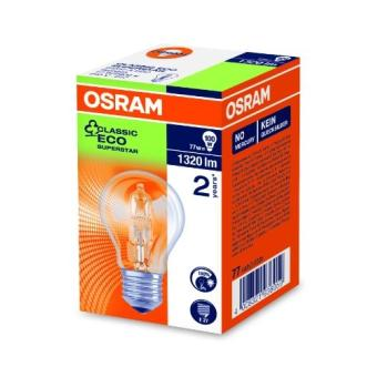 Osram Classic A Ampoule Halogene Basse Consommation Es 27