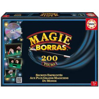 Magie borras 200 tours