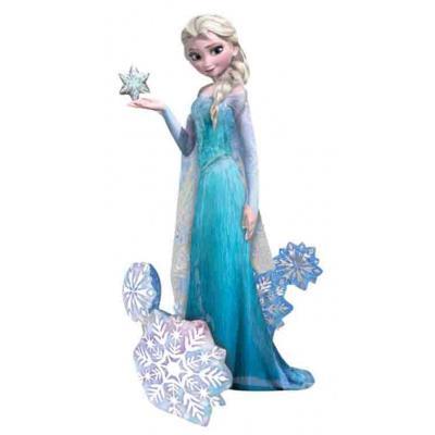 Ballon Airwalkers Frozen™ La Reine des Neiges™