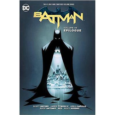 Batman Vol 10 Love Never Dies