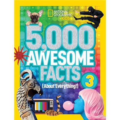 5000 Awesome Facts 3