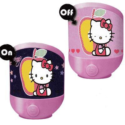 Veilleuse Hello Kitty Pomme