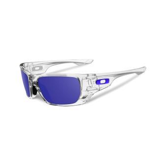Lunettes de soleil Oakley Style Switch - Polished Clear   Violet Iridium    Black Iridium - Lunettes - Achat   prix   fnac 125435e03d0d