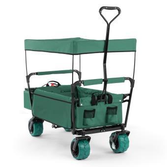 90 sur waldbeck the green supreme chariot remorque pliable 68kg toit ouvrant outillage de. Black Bedroom Furniture Sets. Home Design Ideas